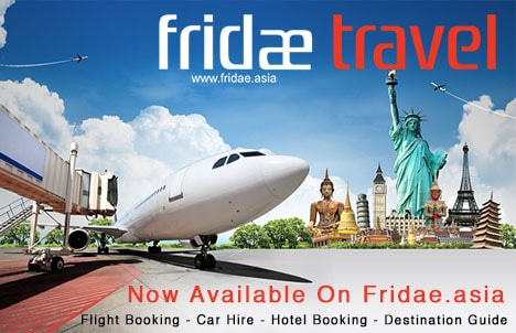 Fridae Travel