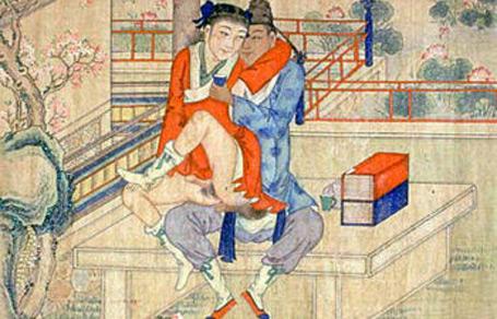 china gay history