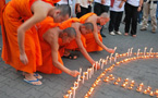 Thai, Burmese LGBTs march in Chiangmai