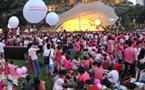 Pink Dot 2013: Gary, Kenneth, and Tan Eng Hong