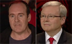 Watch Australian PM Kevin Rudd's fiery response to anti-gay-marriage pastor on TV talkshow