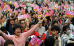 Taipei's mayoral candidates fail to promote gay rights