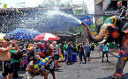 Celebrate the Songkran Festival at Como Hotels