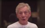 Watch: Sir Ian Mckellen's message to Shanghai Pride