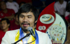 Philippine Boxer Manny Pacquiao Against Discrimination Legislation