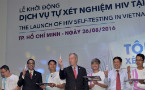 Study: Vietnam needs to address gay men to combat HIV and Aids