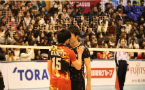 Watch: Japan Volleyball Gay Kiss