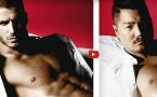 看點: 亞洲男重新翻拍內衣廣告