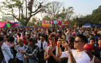 Watch: Myanmar LGBT Festival Goes Public