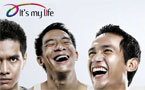 'it's my life' campaign to target MSMs in indonesia
