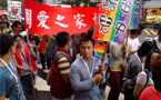 Taipei LGBTs march proud and loud in Asia's largest gay parade
