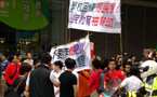 700 march in Hong Kong to protect civil rights from Christian right