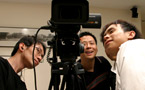 Sound and light: Henry Lam and Samuel Wong