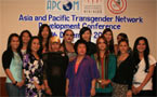 World's first Asia Pacific Transgender Network launched to champion rights of transgender women