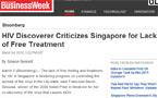 Singapore's HIV/AIDS treatment dilemma: Multi-pronged strategy needed