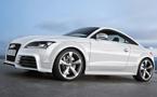 Desperately seeking … Quattro: Audi TT-RS