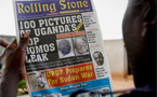 Ugandan newspaper publishes photos of 100 'top' homosexuals, says 'hang them'