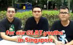 Singapore's first It Gets Better video