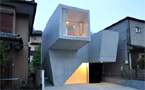 House in Abiko, Japan, by Shigeru Fuse