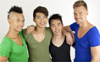 Vote for Mr Gay Hong Kong 2011