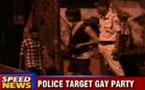 Mumbai police raid gay party, detain 133 for 'indecent behaviour'