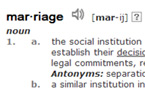 Why all the fuss about same-sex marriage?