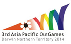 Darwin to host the 3rd Asia Pacific Outgames in May 2014
