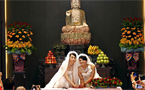 Lesbian couple wed in a Buddhist ceremony in Taiwan