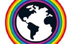 The gay globe