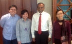 Singapore: Queer women's group Sayoni meets with Law Minister