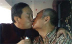 Elderly gay couple come out in karaoke video on Chinese social network
