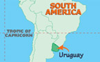 Uruguay becomes 12th country to legalise same-sex marriage