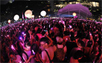 Record turnout for Singapore's LGBT Pink Dot rally