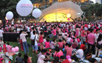 Pink Dot 2013: Gary, Kenneth, and Tan Eng Hong