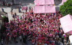 First-ever Pink Dot Okinawa sees 800 participants