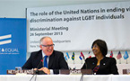 UN holds first ministerial meeting on LGBT rights