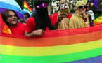 Watch: First gay pride parade held in India's Gujarat state