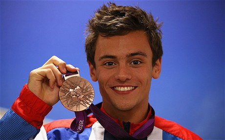 British Diver Tom Daley's Revelation