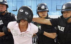 Beijing police detain nine activists meeting to discuss anti-gay discrimination