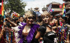Nepal's LGBT celebrates its Pride Parade as country mulls anti-gay laws
