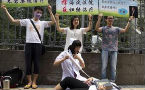 Chinese man petition's WHO to ban 'gay conversion' therapies