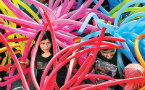 Parents of LGBT children march in Mumbai Gay Pride Parade