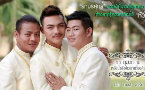 Three gay men get married in Thailand, become Internet sensation