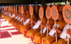 Thai junta to outlaw gay people from becoming Buddhist monks