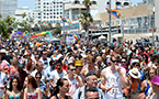 Nearly 200,000 expected at Tel Aviv's Pride Festival