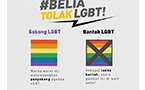 Malaysian Muslim group campaigns against Facebook rainbow trend