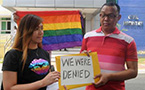 Couples apply for same-sex marriage in Philippines