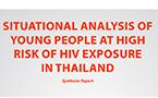 HIV rates rising among Thai youth