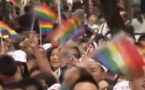 Watch: Asia's Biggest Gay Pride Parade held in Taiwan