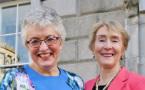 爱尔兰同性婚姻平权法律生效(图)